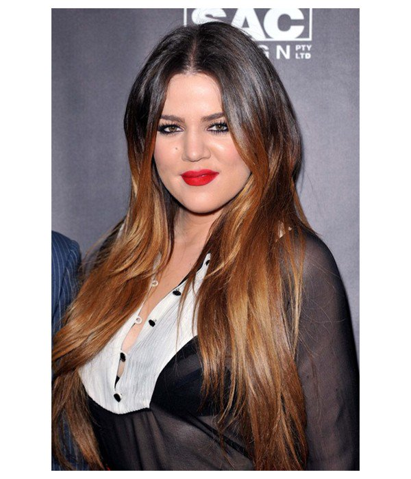 khloe-kardashian-silk-straight-remy-human-hair-ombre-color-lace-wig