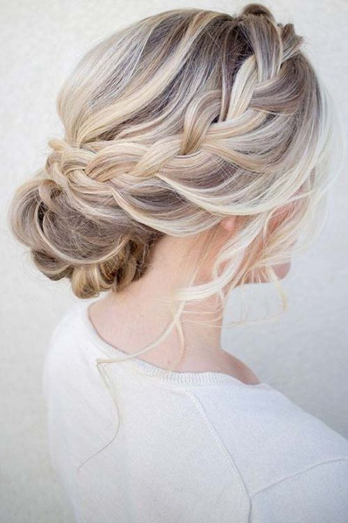 best wedding updos 2018 (7)