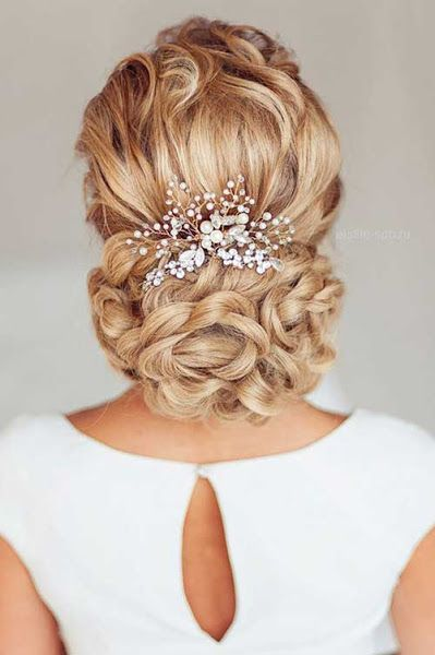 best wedding updos 2018 (8)