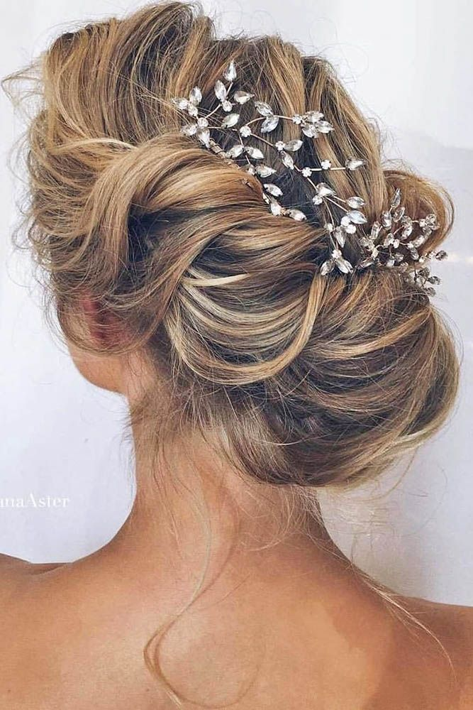 best wedding updos 2018 (10)