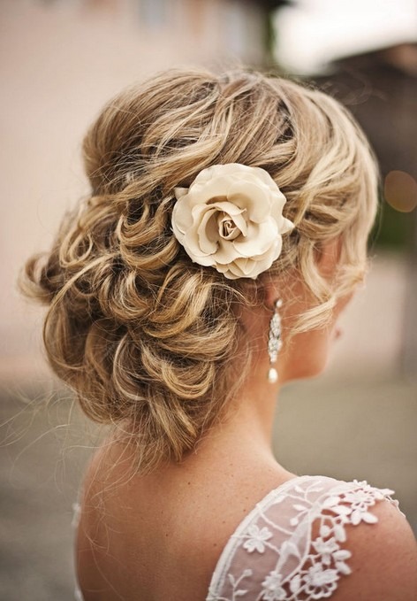 best wedding updos 2018 (5)