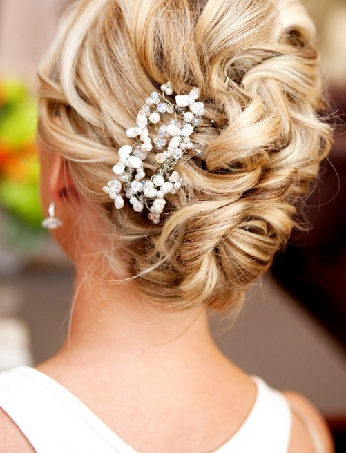 best wedding updos 2018 (4)