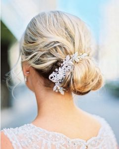best wedding updos 2018 (12)