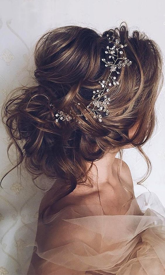 best wedding updos 2018 (6)