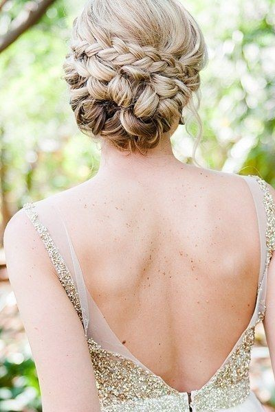 best wedding updos 2018 (16)