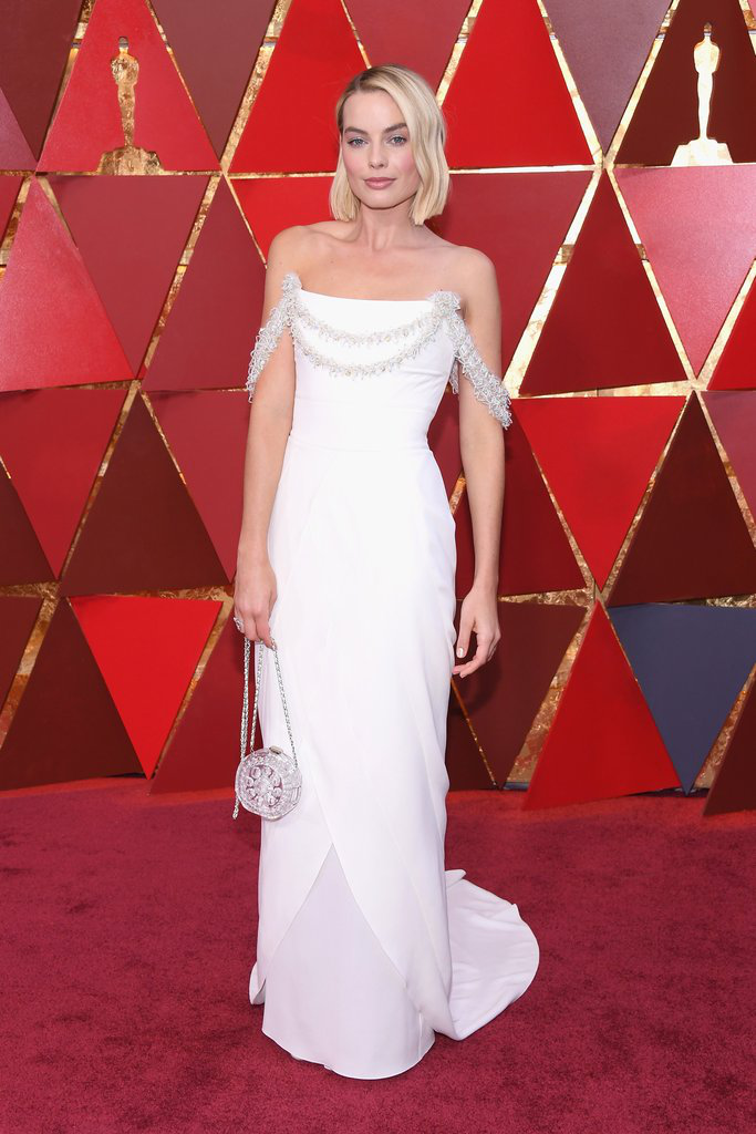 Margot Robbie in Oscars 2018