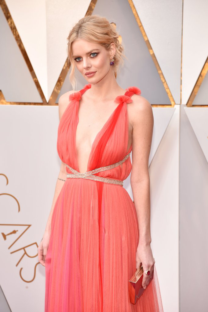 Samara in Oscars 2018